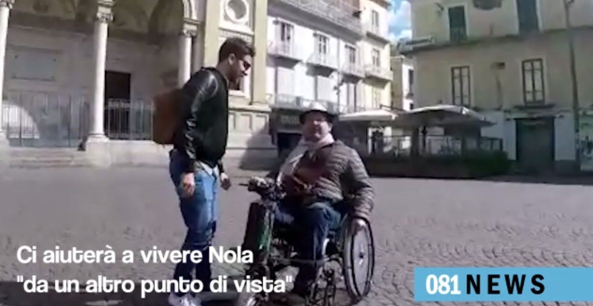 Quanto è difficile per le persone con disabilità vivere a Nola?