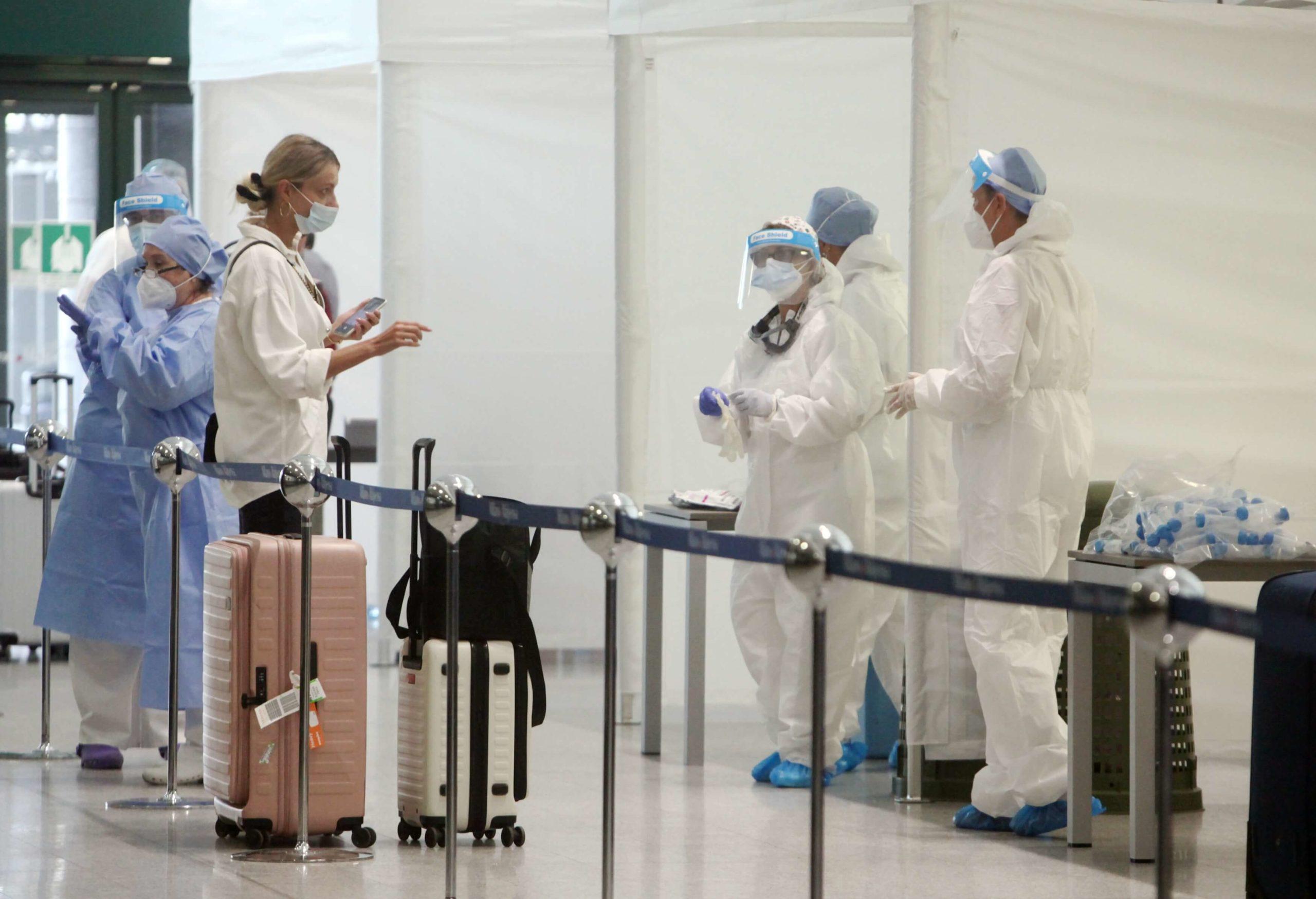 Prorogate le restrizioni in Italia per i viaggiatori esteri: firmata nuova ordinanza