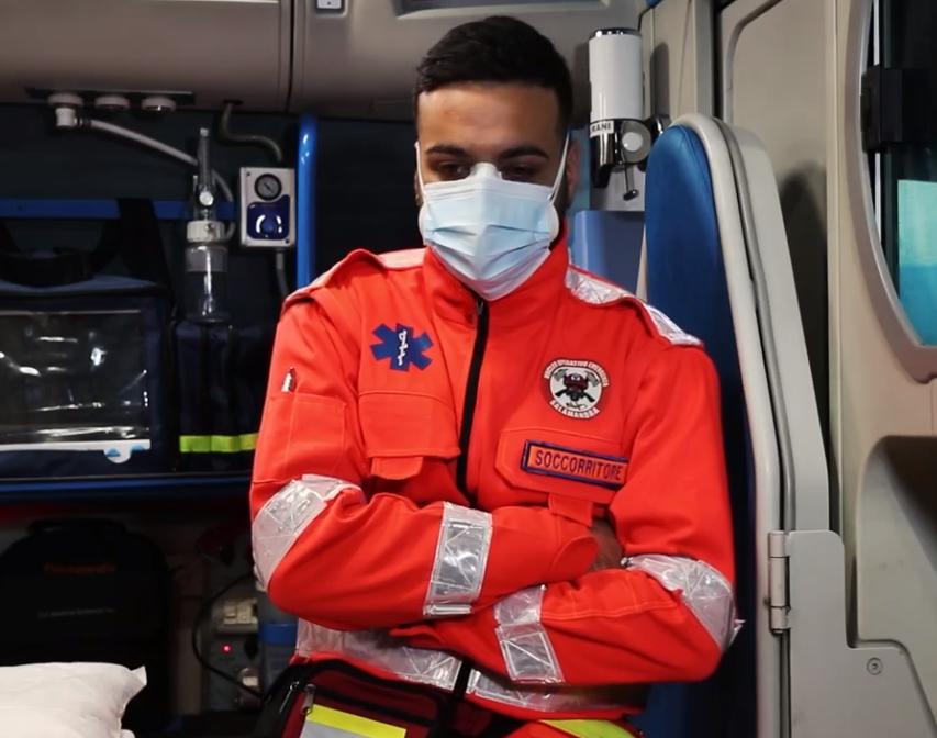 """""""Operazione Salamandra"""": viaggio nell'emergenza coronavirus"""