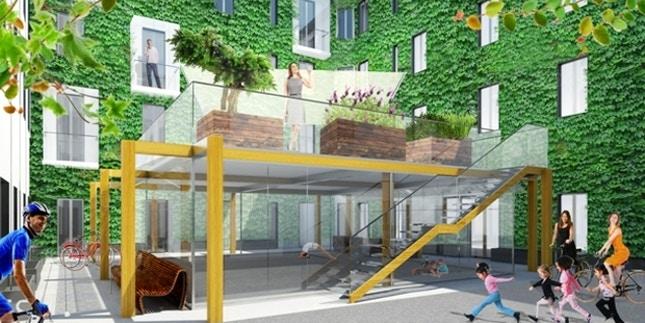 Nuove soluzioni abitative e Cohousing: rispetta l'ambiente ed è vantaggioso