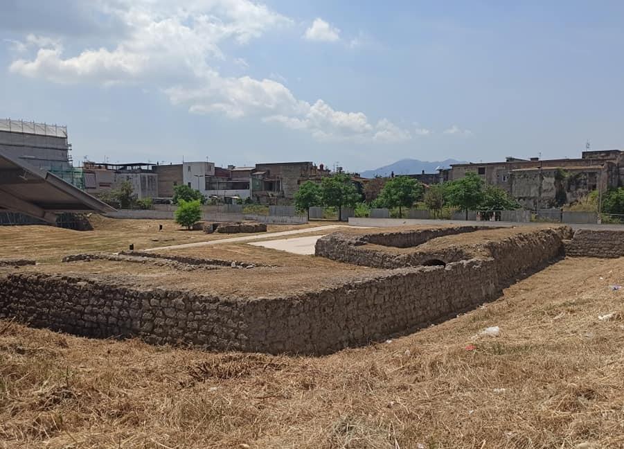 Nola: il sindaco Minieri fa chiarezza sul Parco Archeologico Urbano
