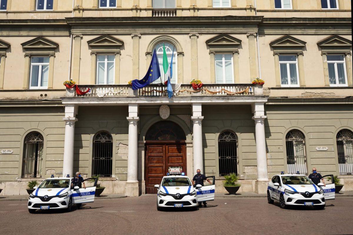 Nola: in arrivo nuovi veicoli per la polizia locale