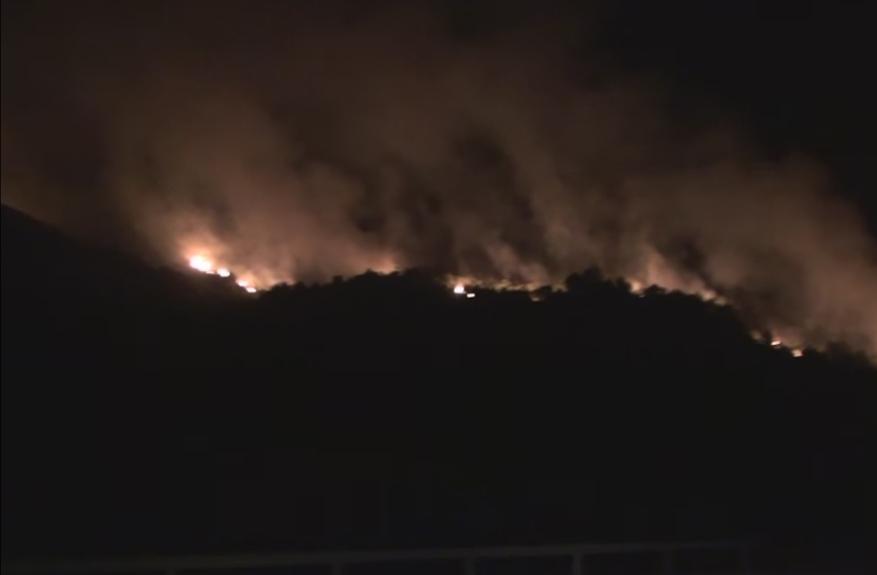 Anche la Sicilia brucia: chiesta la dichiarazione di stato di mobilitazione