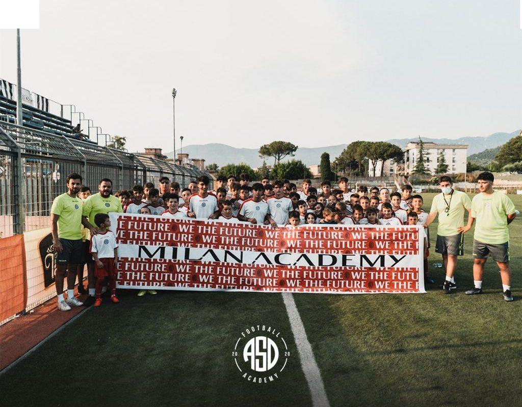 Nola: nuova gestione per lo Sporting, cominciano le attività della Football Academy