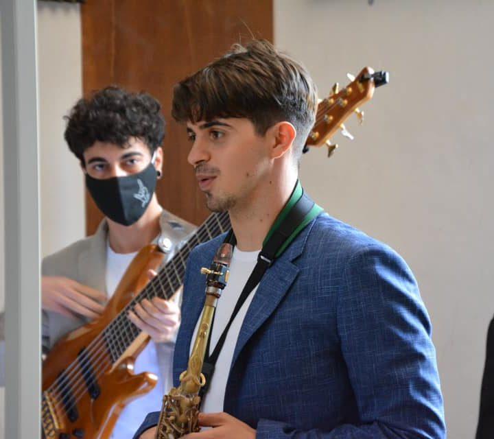 Il jazzista nolano Attilio Sepe riceverà il Premio Giovani Visionari