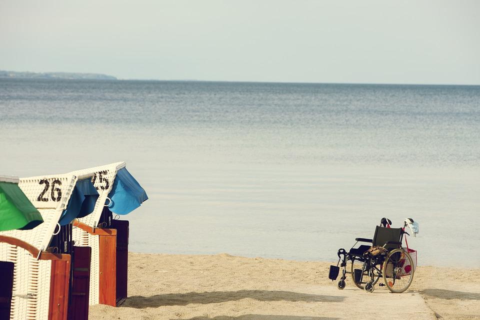 """""""Nel 2021 le persone con disabilità non possono ancora andare in vacanza"""""""