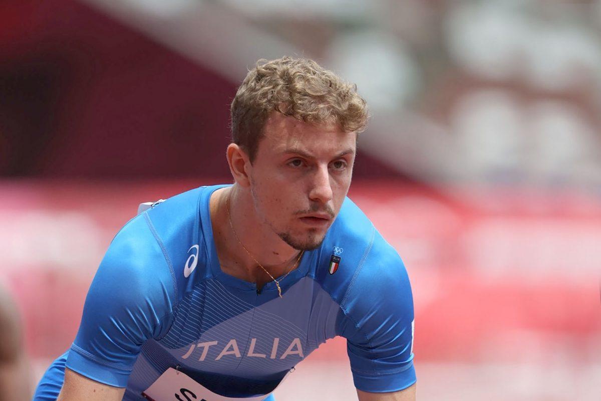 Da Napoli alla finale olimpica: Sibilio a 22 anni corre verso un sogno