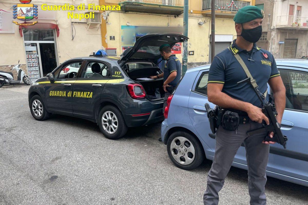 Aumentano i controlli in strada della Finanza nel Napoletano: 860 controlli solo a Torre Annunziata