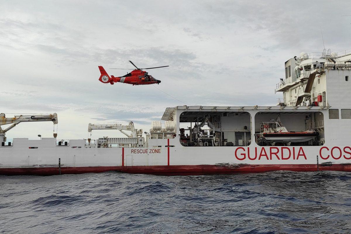 Shock a Lampedusa: rinvenuti resti umani sugli scogli