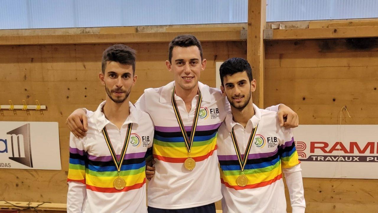 L'Italia vince sempre: oro anche ai Mondiali di bocce in Francia