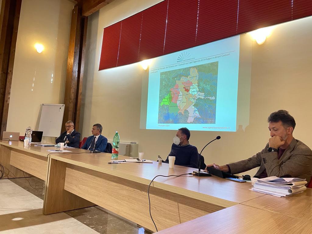 """Regi Lagni: il risanamento passa per il progetto """"Terra dei Fuochi"""""""