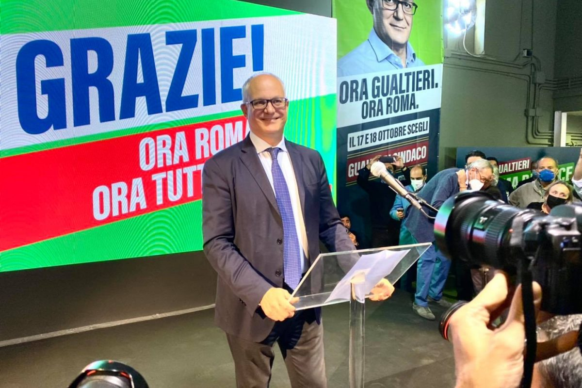 Gualtieri a Roma, Lo Russo a Torino, Dipiazza a Trieste: chiuso lo scacchiere dei sindaci